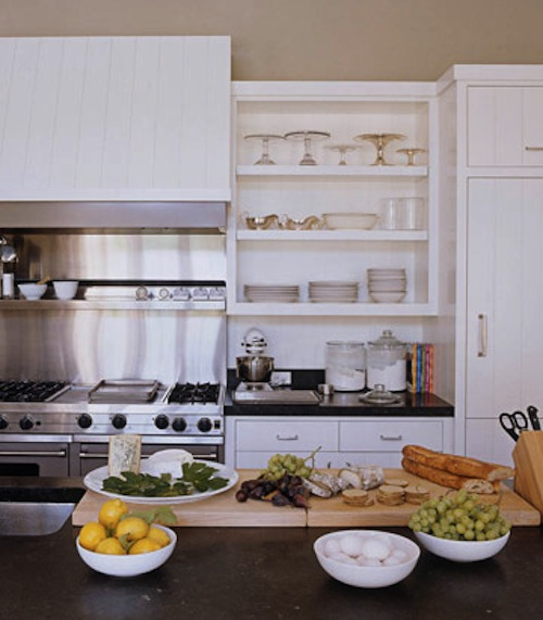 Ina Garten's East Hampton Kitchen