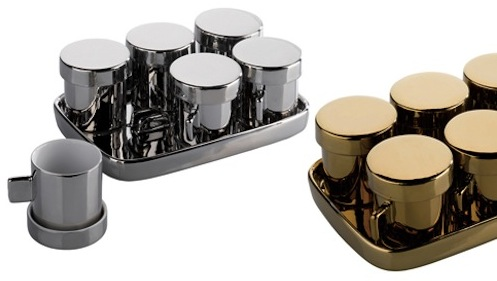 Lexon Coffee Time Espresso Set