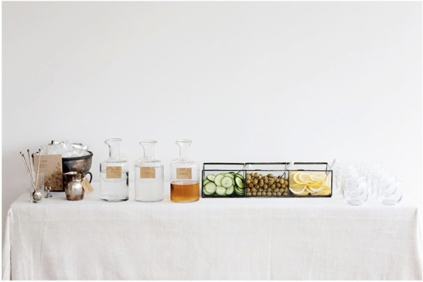 Make Your Own Martini Bar_KarenMordechai_MarthaStewart_Sunday Suppers