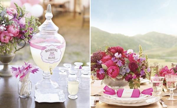 Lemonade Drink Stirrers-Martha Stewart Weddings-Camille Styles Events