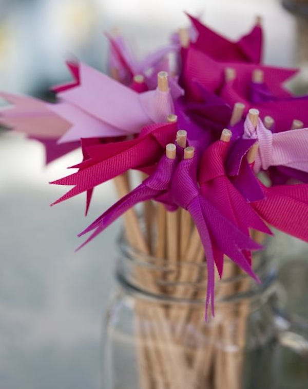 Pink-Purple Drink Flags-Hello Lucky-Camille Styles Events