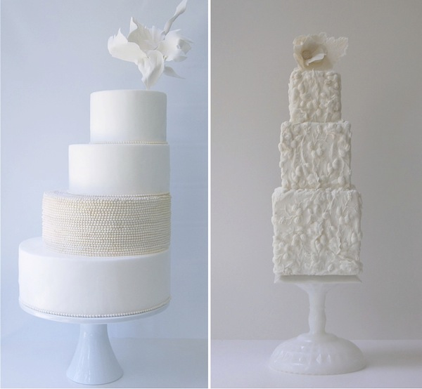 Leaning Pearls Cake-Magpie's Cake-Camille Styles Events