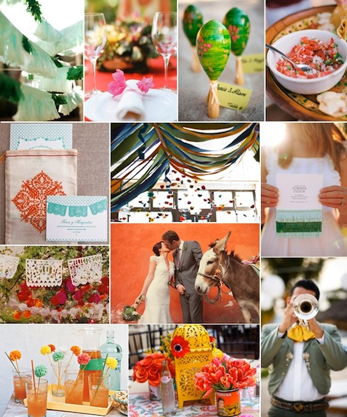 Fiesta Inspiration Board-Camille Styles Events