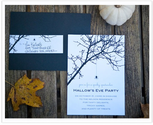 Halloween Invitation Download