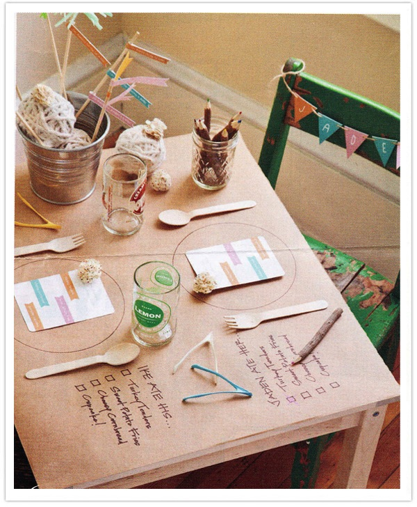 Kids Thanksgiving Table Ideas 600 x 728